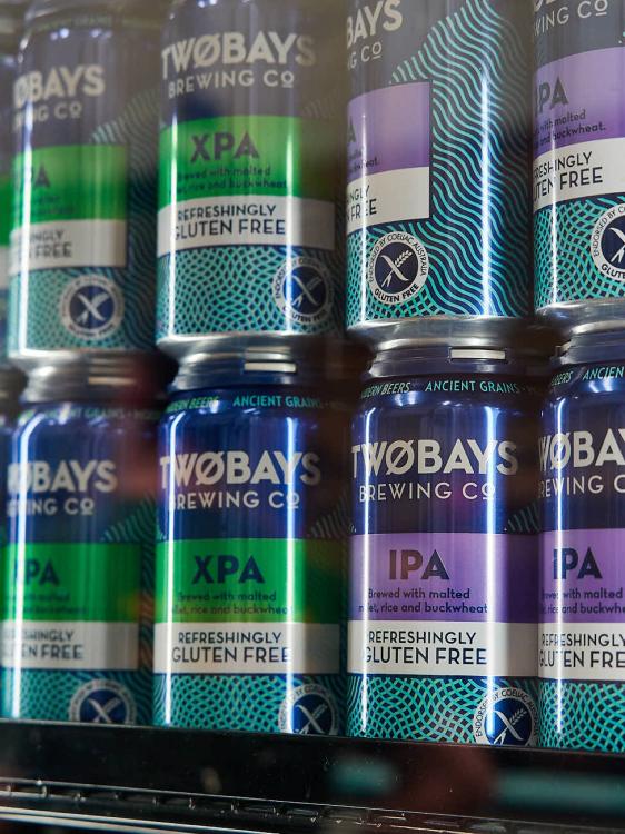 TWOBAYS Brewing Co-Dromana-Mornington Peninsula-Refreshingly Gluten Free-Beer