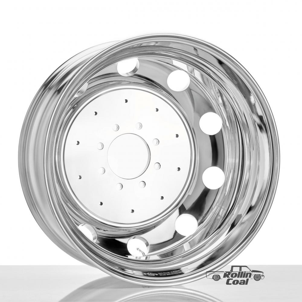Rollin Coal-Rollin Coal Wheels-Rollin Coal Rims-Polished Rims-Truck Wheels-Somerville Australia
