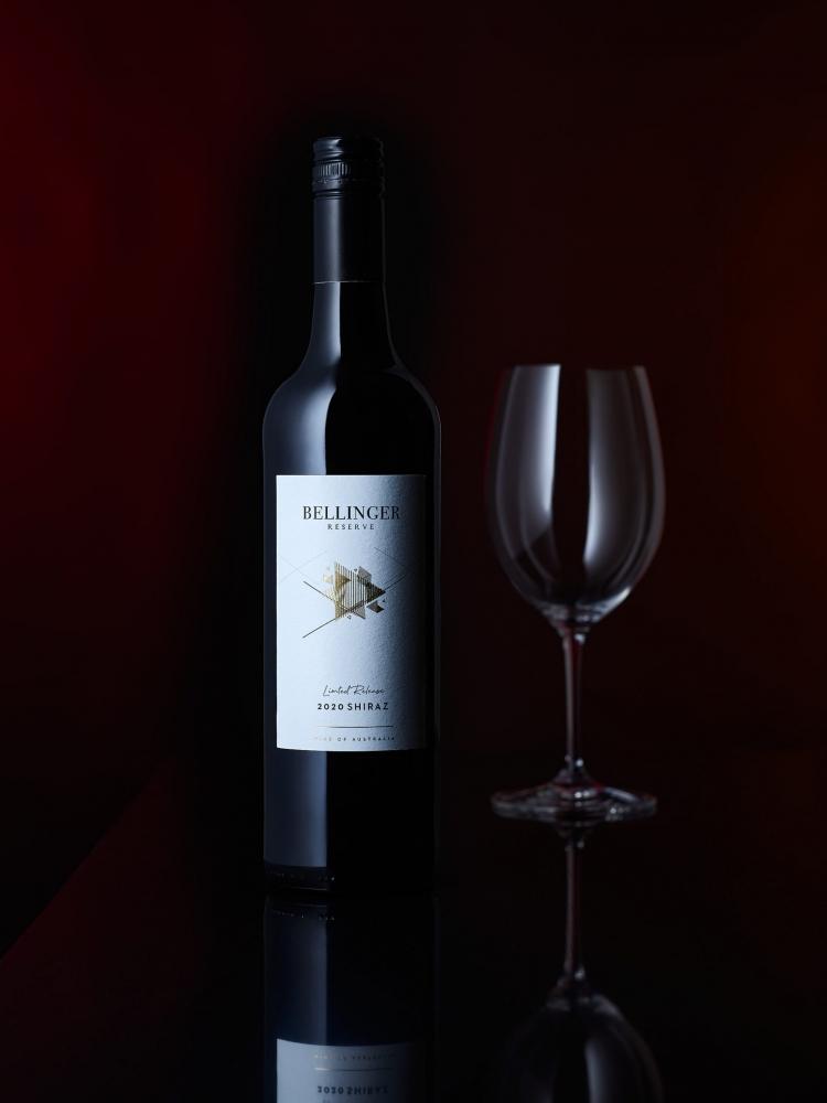 Wine Bottle Photography-Bellinger-Bellinger Wines-Shiraz