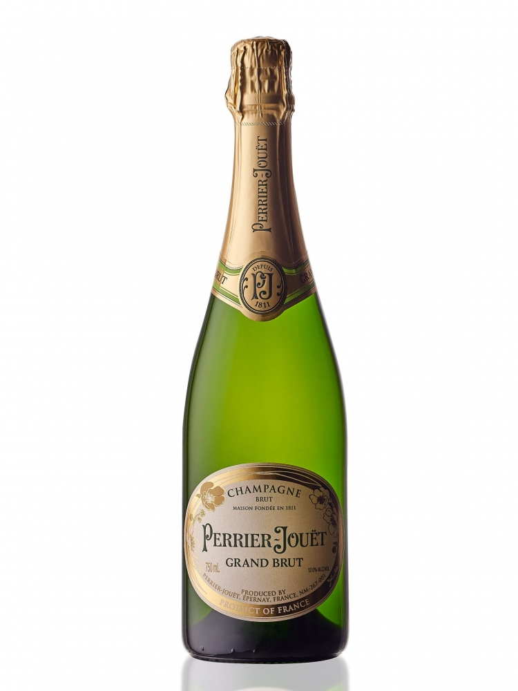 Wine Bottle Photography-Perrier-Jouet-Champagne-Grand Brut-Wine Bottle Photographer